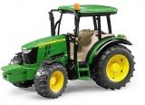 Jucarie Tractor John Deere 5115M Bruder