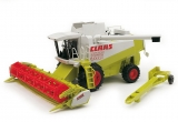 Jucarie Combina agricola Claas Lexion 480 Bruder