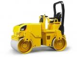 Jucarie Compactor asfalt CAT Bruder