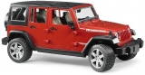 Jucarie Jeep Wrangler Unlimited Rubicon Bruder
