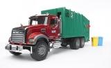 Jucarie Camion gunoi Mack Granite Bruder