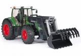 Jucarie Tractor Fendt 936 Vario cu incarcator frontal Bruder