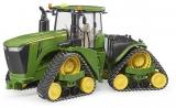 Jucarie Tractor John Deere 9620RX cu senile Bruder