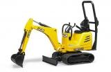 Micro excavator JCB 8010 CTS Bruder