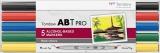 Set Markere ABT Pro 5 Basic Colors Tombow