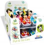 Masinute Disney Pull & Go, diverse modele, Clementoni