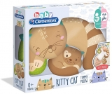 Perna multicolora pentru bebelusi Clementoni