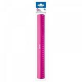 Liniar flexibil 30 cm roz Milan