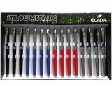Stilou metalic 93204 diverse modele Ecada