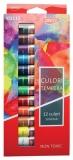 Tempera CU112 12 culori Daco