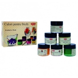 Culori pentru sticla CU906 Daco
