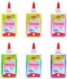 Lipici lichid colorat Lipiciu coloriciu 147 ml Daco