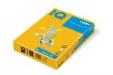 Hartie copiator IQ color trend A4 old gold 80 g/mp, 500 coli/top