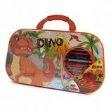 Set pentru desen Art Case Dinosaur, Art Greco