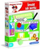 Set de joaca educativ Agerino, Invat sa scriu, Clementoni