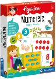 Set de joaca educativ Agerino, Numerele, Clementoni