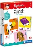 Set de joaca educativ Agerino, Silabele, Clementoni