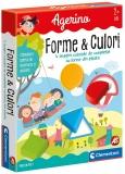Set de joaca educativ Agerino, Forme si Culori, Clementoni