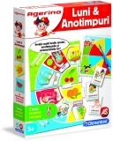 Set de joaca educativ Agerino, Luni si Anotimpuri, Clementoni