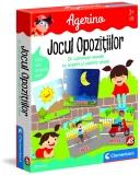 Set de joaca educativ Agerino, Jocul Opozitiilor, Clementoni