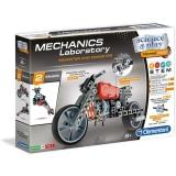 Set de joaca Laboratorul de mecanica, Roadster and Dragster, Clementoni