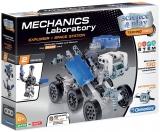 Set de joaca Laboratorul de mecanica, Explorer and Space Station, Clementoni