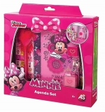 Set creativ cu agenda Minnie, AS Toys