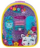 Set de joaca Gentuta cu accesorii, Kittycorn, AS Toys