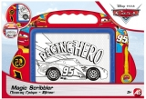Tablita pentru scris, Magic Scribbler Medium Cars, Art Greco
