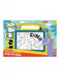 Tablita pentru scris, Magic Scribbler Baby Dinosaur, Art Greco
