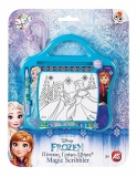 Tablita pentru scris, Magic Scribbler Frozen Travel, Art Greco