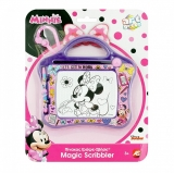 Tablita pentru scris, Magic Scribbler Minnie Travel, Art Greco