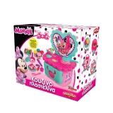 Set de joaca Bucataria cu plastilina Minnie, AS Dough