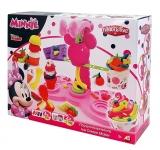 Set de joaca Masina de inghetata cu plastilina Minnie, AS Dough