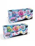 Jucarie Bomba spumanta pentru baie, Bath Bomb DIY, 3 buc/set, Canal Toys