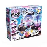 Set de joaca Fabrica de bombe spumante si parfumate pentru baie, Canal Toys