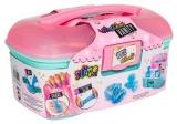 Set de joaca mini valiza slime, So Slime Slimelicious DIY, Canal Toys