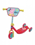 Trotineta cu 3 roti Scooter, model Peppa Pig, AS Wheels