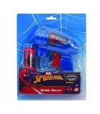 Pistol pentru baloane de sapun Spiderman, AS Novelties