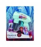Pistol pentru baloane de sapun Frozen 2, AS Novelties