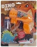 Pistol pentru baloane de sapun Dinos, AS Novelties