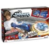 Jucarie Spinner MAD, set format din pistol si spinner, diverse culori, Silverlit