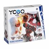 Robot cu telecomanda pentru antrenament, diverse modele, Robo Kombat, Silverlit