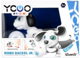 Robot catel cu telecomanda, Robo Dackel, Silverlit