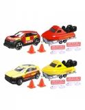 Set de joaca Vehicule Sea Rescue, diverse modele, Teamsterz