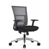 Scaun de birou ergonomic negru Next