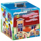 Casa de papusi mobila Dollhouse Playmobil