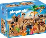 Tabara faraonilor Romans And Egyptians Playmobil