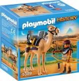 Razboinic egiptean cu camila Romans And Egyptians Playmobil