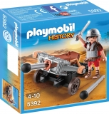 Legionar cu balista Romans And Egyptians Playmobil